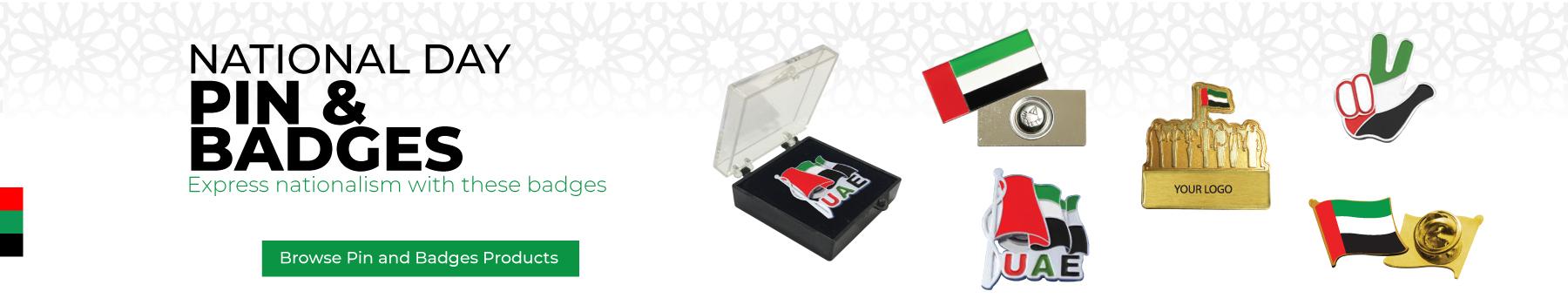 UAE Badges