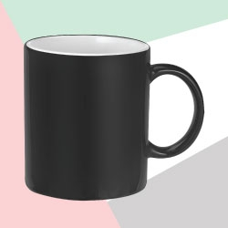 Color Changing Mug TZ-167-BK-M