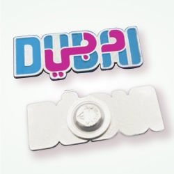Dubai Badges TZ-2101