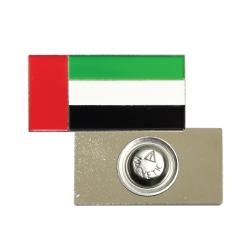 UAE Flag Metal Badges with Magnet TZ-NDB-21