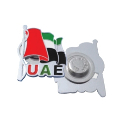 UAE Flag Badges with Magnet TZ-NDB-16