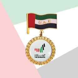 UAE Flag Medal TZ-2079