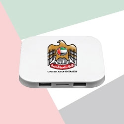 UAE Wireless Charger Pad TZ-JU-WCP-1
