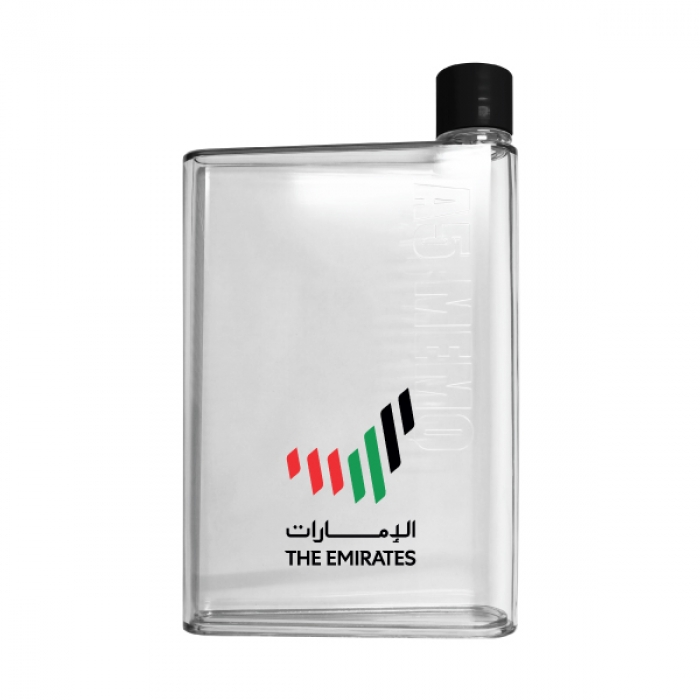 A5-Memo-Water-Bottle-with-Emirates-Logo-TZ-TM-003-CL