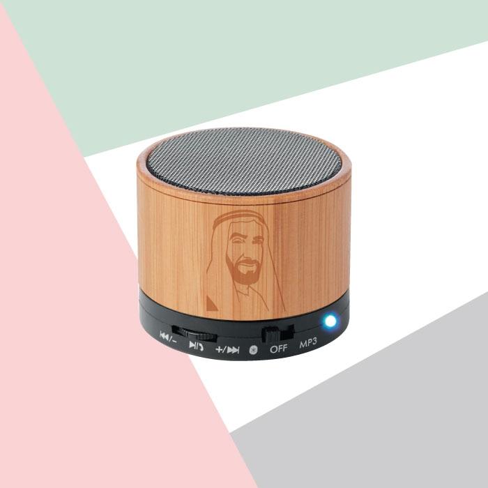 Bamboo-Bluetooth-Speaker-with-Sheikh-Zayed-Photo-TZ-MS-07-01