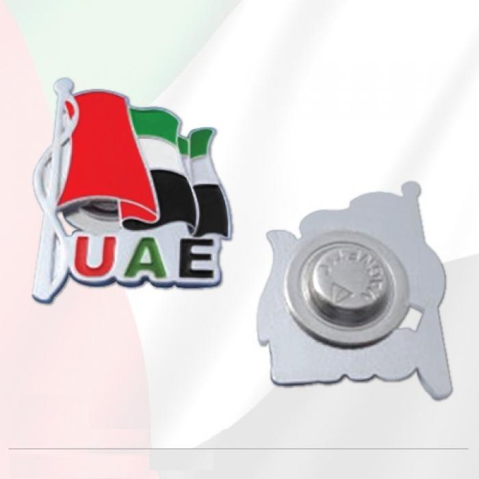 UAE Flag Badges with Magnet TZ-NDB-16