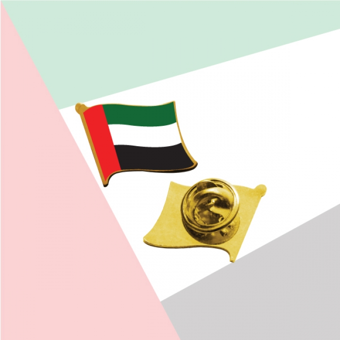 UAE-Flag-Badges-with-Pin-TZ-2092-WP