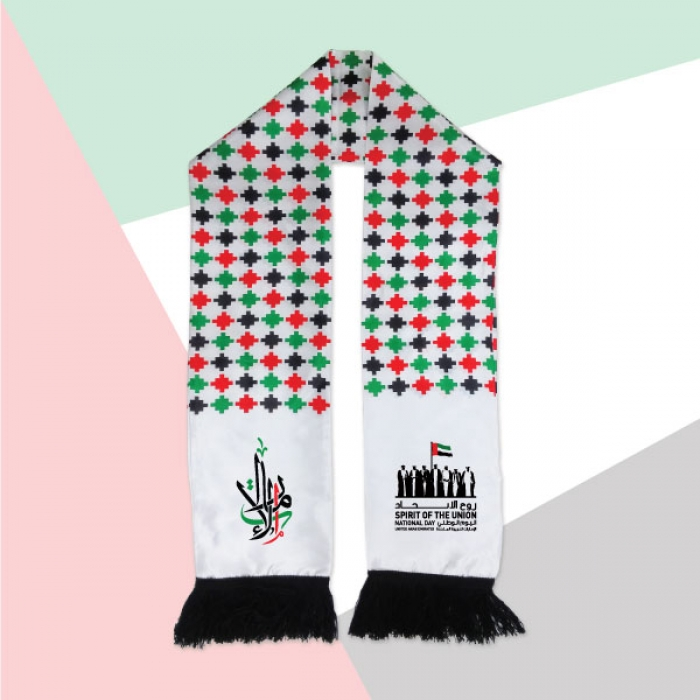 UAE-Flag-Knitted-Scarf-TZ-SC-01-1