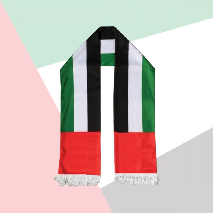 UAE-Flag-Satin-Scarf-TZ-SC-05