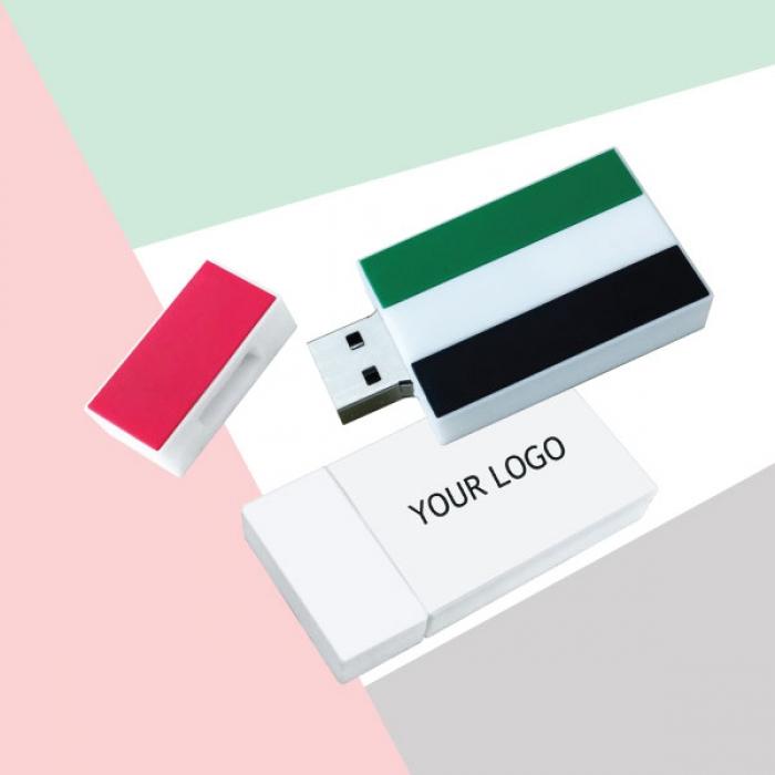 UAE-Flag-Silicone-Flash-Drive-TZ-NDP-09