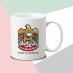 White-Matt-Sublimation-Mug-with-UAE-Falcon-Logo-TZ-147-M-01