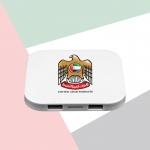 Wireless-Charged-Pad-with-UAE-Falon-Logo-TZ-JU-WCP-1-01