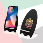 Wireless-Charger-Stand-with-UAE-Falcon-Logo-TZ-JU-WCP-2-BK-1