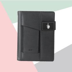Portfolio Notebook with The Emirates Printing